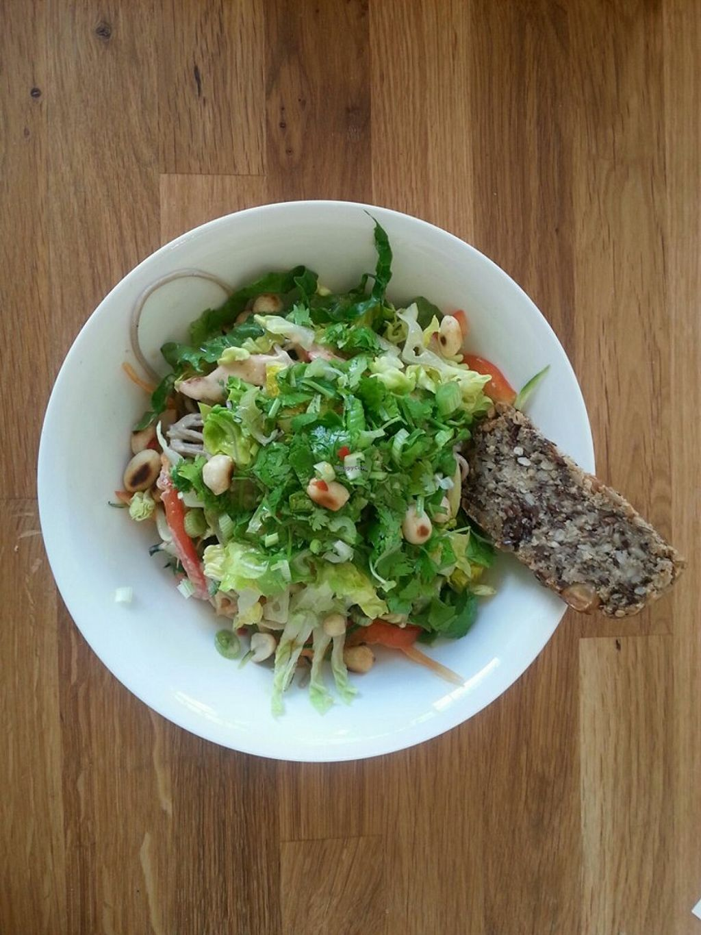 """Photo of The Green Kitchen  by <a href=""""/members/profile/community"""">community</a> <br/>salad bowl  <br/> May 19, 2016  - <a href='/contact/abuse/image/73597/149878'>Report</a>"""