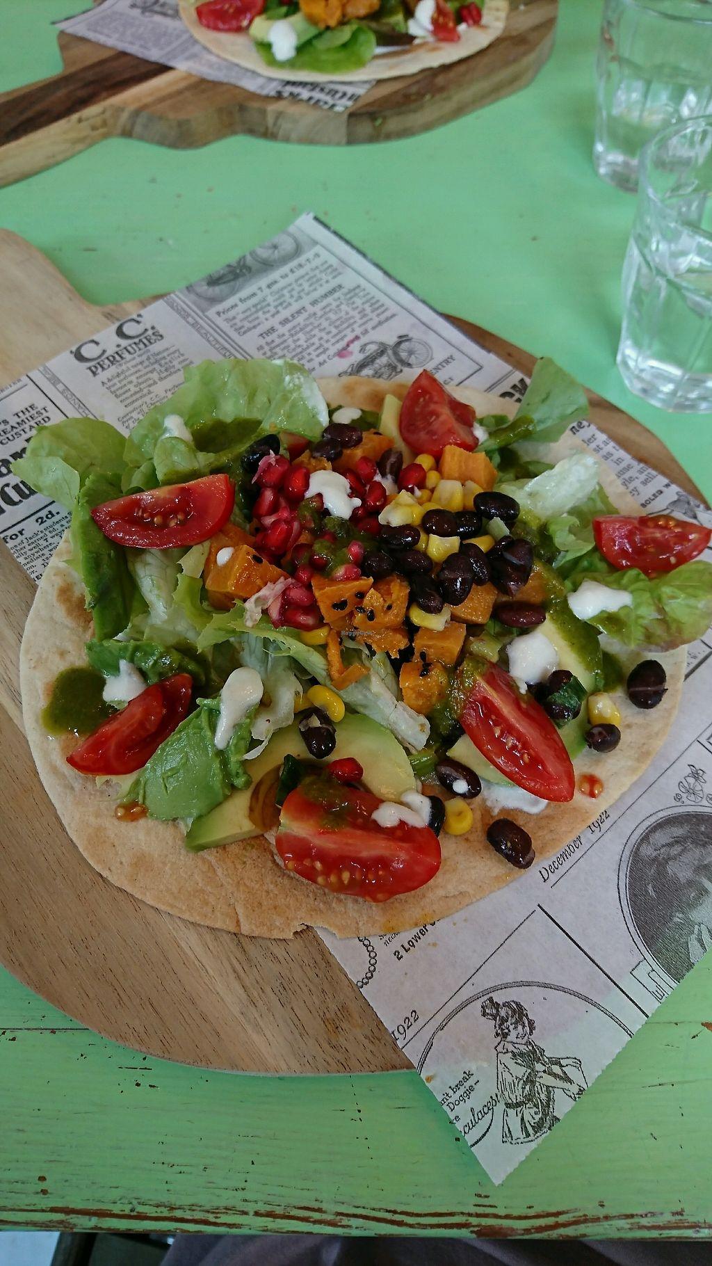 "Photo of The Green Kitchen  by <a href=""/members/profile/JohannaMiettinen"">JohannaMiettinen</a> <br/>Vegan tortilla <br/> September 19, 2017  - <a href='/contact/abuse/image/73597/306012'>Report</a>"