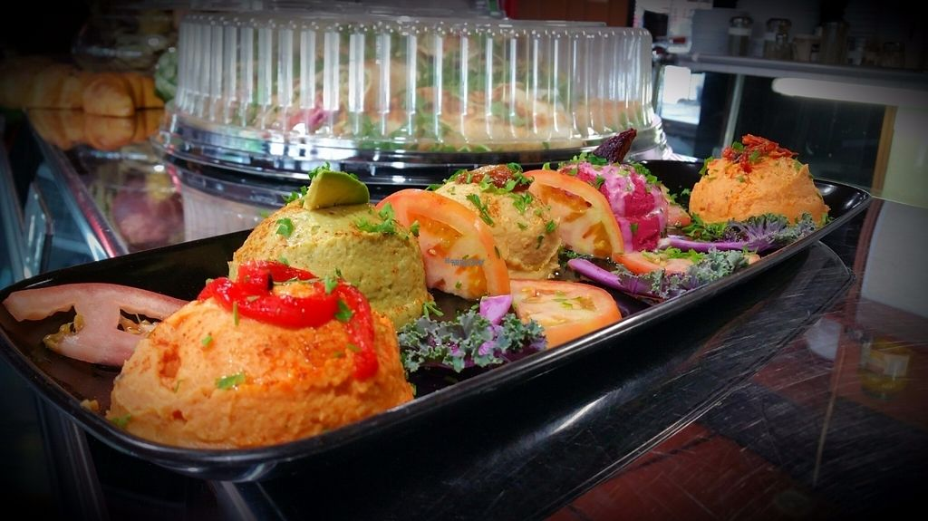 """Photo of The Hummus House   by <a href=""""/members/profile/Hummushouse1502"""">Hummushouse1502</a> <br/>Vegan Catering  <br/> September 16, 2016  - <a href='/contact/abuse/image/73626/176061'>Report</a>"""