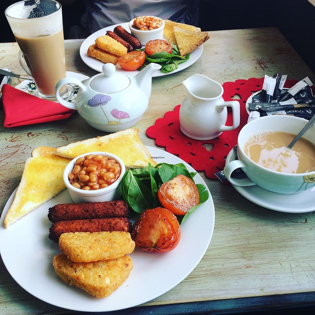"""Photo of Aingels Cafe Bistro  by <a href=""""/members/profile/xraysez"""">xraysez</a> <br/>Breakfast.  <br/> August 25, 2017  - <a href='/contact/abuse/image/73642/296941'>Report</a>"""