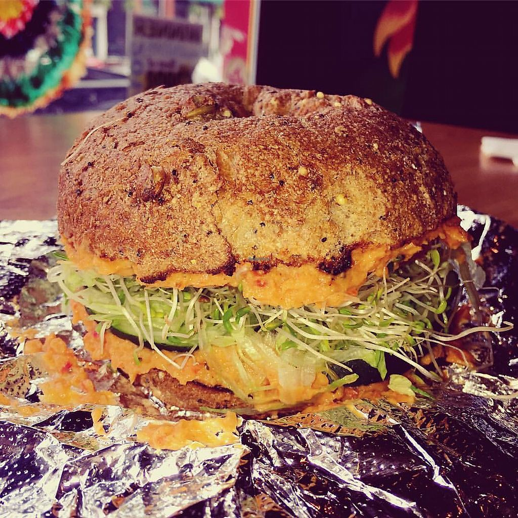 "Photo of Bagel Street Deli   by <a href=""/members/profile/Tabgreenvegan"">Tabgreenvegan</a> <br/>Bagel Street Deli <br/> March 28, 2018  - <a href='/contact/abuse/image/73648/377398'>Report</a>"