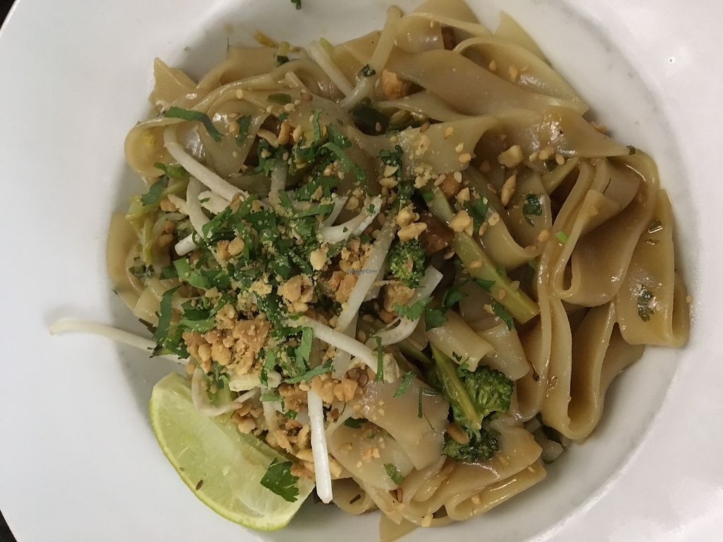 """Photo of Brasserie 2eme Art  by <a href=""""/members/profile/LouP"""">LouP</a> <br/>Pad Thai  <br/> November 11, 2017  - <a href='/contact/abuse/image/73690/324326'>Report</a>"""