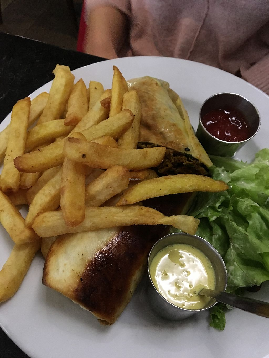"""Photo of Brasserie 2eme Art  by <a href=""""/members/profile/LouP"""">LouP</a> <br/>Kebab  <br/> November 11, 2017  - <a href='/contact/abuse/image/73690/324327'>Report</a>"""