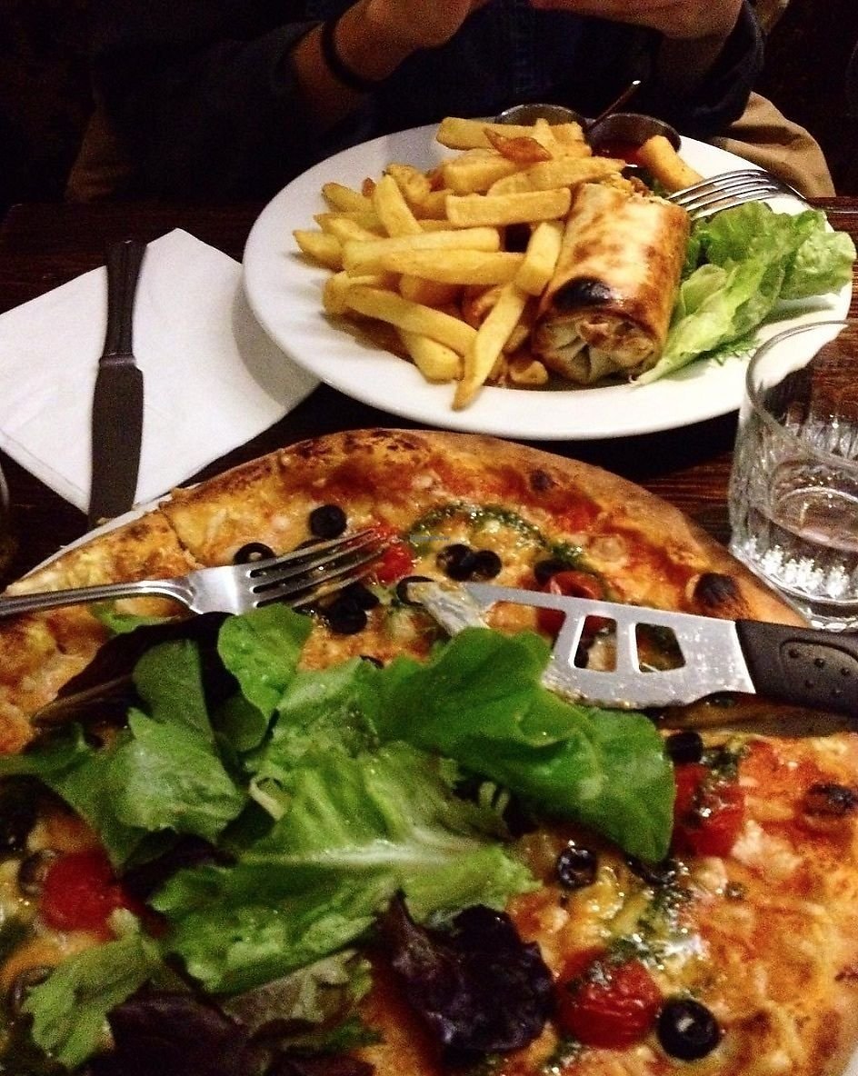 """Photo of Brasserie 2eme Art  by <a href=""""/members/profile/beatrizgeada"""">beatrizgeada</a> <br/>I wanna live in Paris just to eat like this often! <br/> November 14, 2017  - <a href='/contact/abuse/image/73690/325729'>Report</a>"""