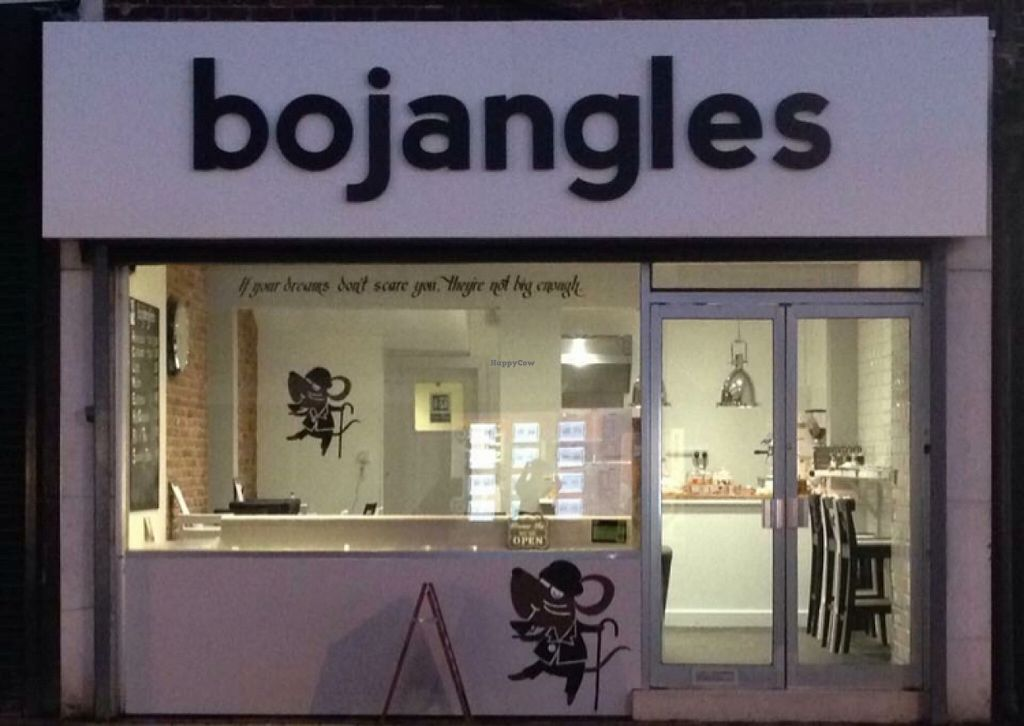 """Photo of Bojangles   by <a href=""""/members/profile/abeebuzz1993"""">abeebuzz1993</a> <br/>Cafe front <br/> May 26, 2016  - <a href='/contact/abuse/image/73702/150872'>Report</a>"""