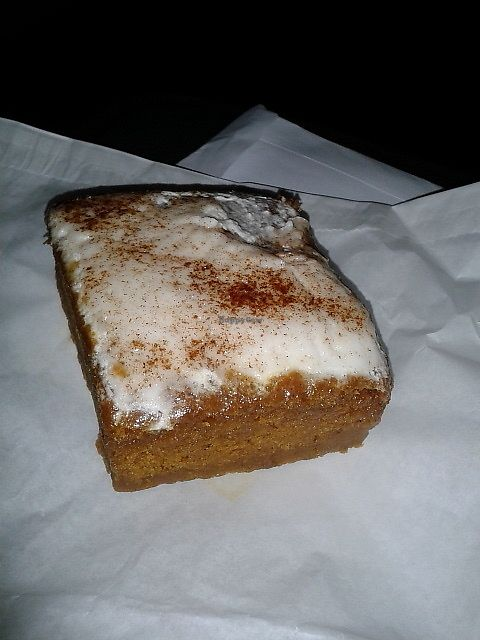 """Photo of Bojangles   by <a href=""""/members/profile/deadpledge"""">deadpledge</a> <br/>Spiced pumpkin cake <br/> March 11, 2018  - <a href='/contact/abuse/image/73702/369387'>Report</a>"""