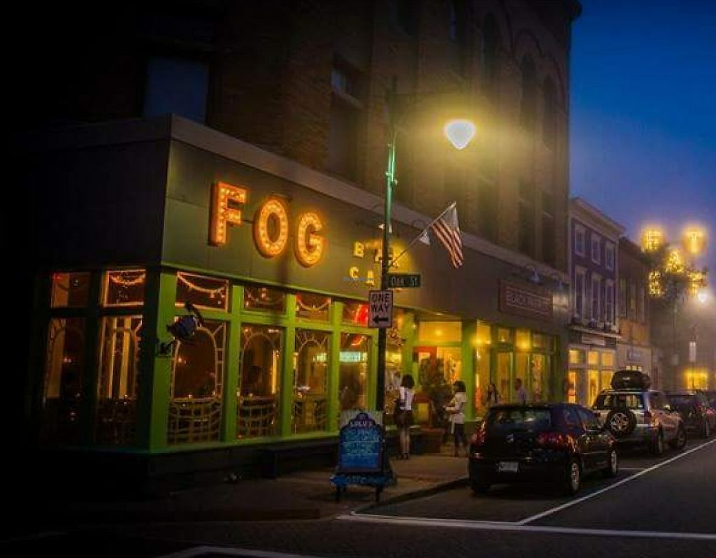 """Photo of Fog Bar & Cafe  by <a href=""""/members/profile/Mchanner11"""">Mchanner11</a> <br/>The restaurant  <br/> May 14, 2016  - <a href='/contact/abuse/image/73706/201516'>Report</a>"""