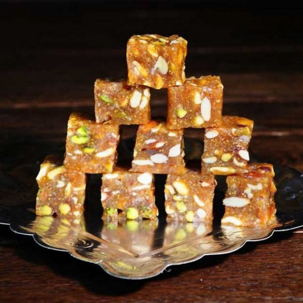 """Photo of Gokul Sweets  by <a href=""""/members/profile/community"""">community</a> <br/>Anjeer Dry Fruit Halwa <br/> March 7, 2017  - <a href='/contact/abuse/image/73720/233696'>Report</a>"""