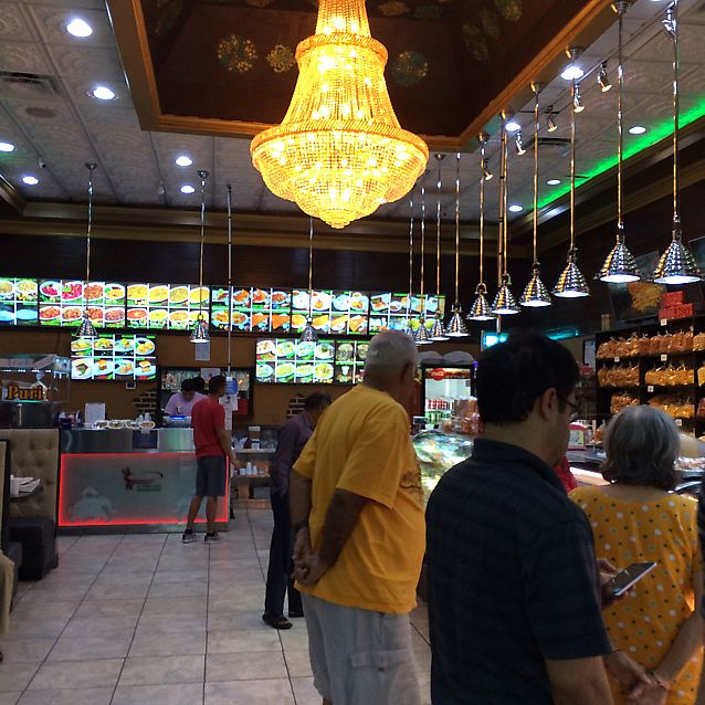 """Photo of Gokul Sweets  by <a href=""""/members/profile/KatieBush"""">KatieBush</a> <br/>interior 2 <br/> July 4, 2017  - <a href='/contact/abuse/image/73720/276788'>Report</a>"""
