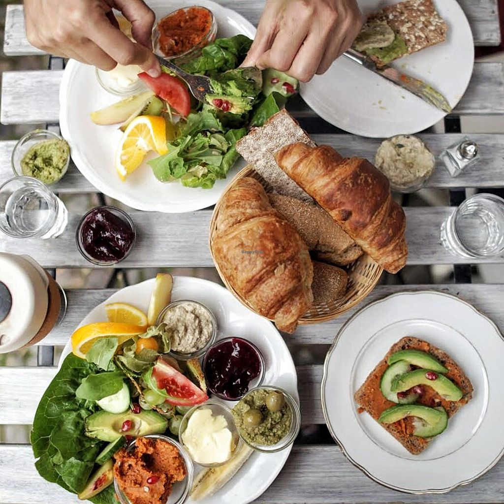 """Photo of Cafe Neue Liebe  by <a href=""""/members/profile/thecharlotte"""">thecharlotte</a> <br/>Breakfast menu <br/> September 1, 2017  - <a href='/contact/abuse/image/73735/299636'>Report</a>"""