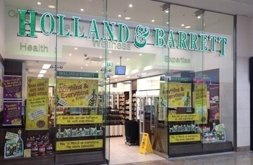 """Photo of Holland and Barrett - The Oracle Centre  by <a href=""""/members/profile/Meaks"""">Meaks</a> <br/>Holland and Barrett  <br/> August 11, 2016  - <a href='/contact/abuse/image/73745/167753'>Report</a>"""
