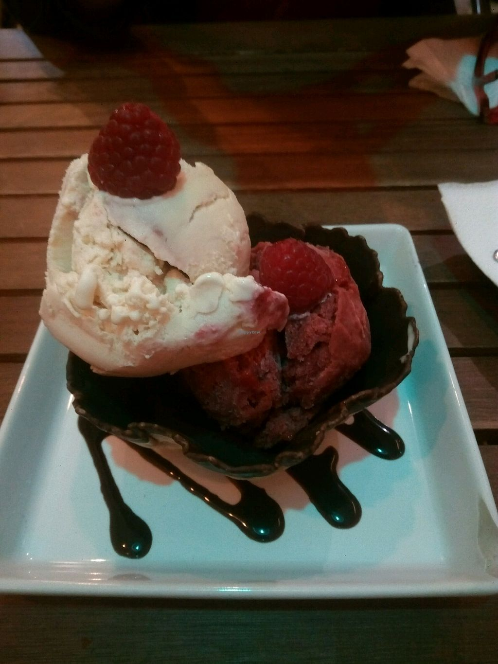 """Photo of Sanissimo - Opera  by <a href=""""/members/profile/Nat99"""">Nat99</a> <br/>vegan ice-cream <br/> April 2, 2018  - <a href='/contact/abuse/image/73747/379992'>Report</a>"""