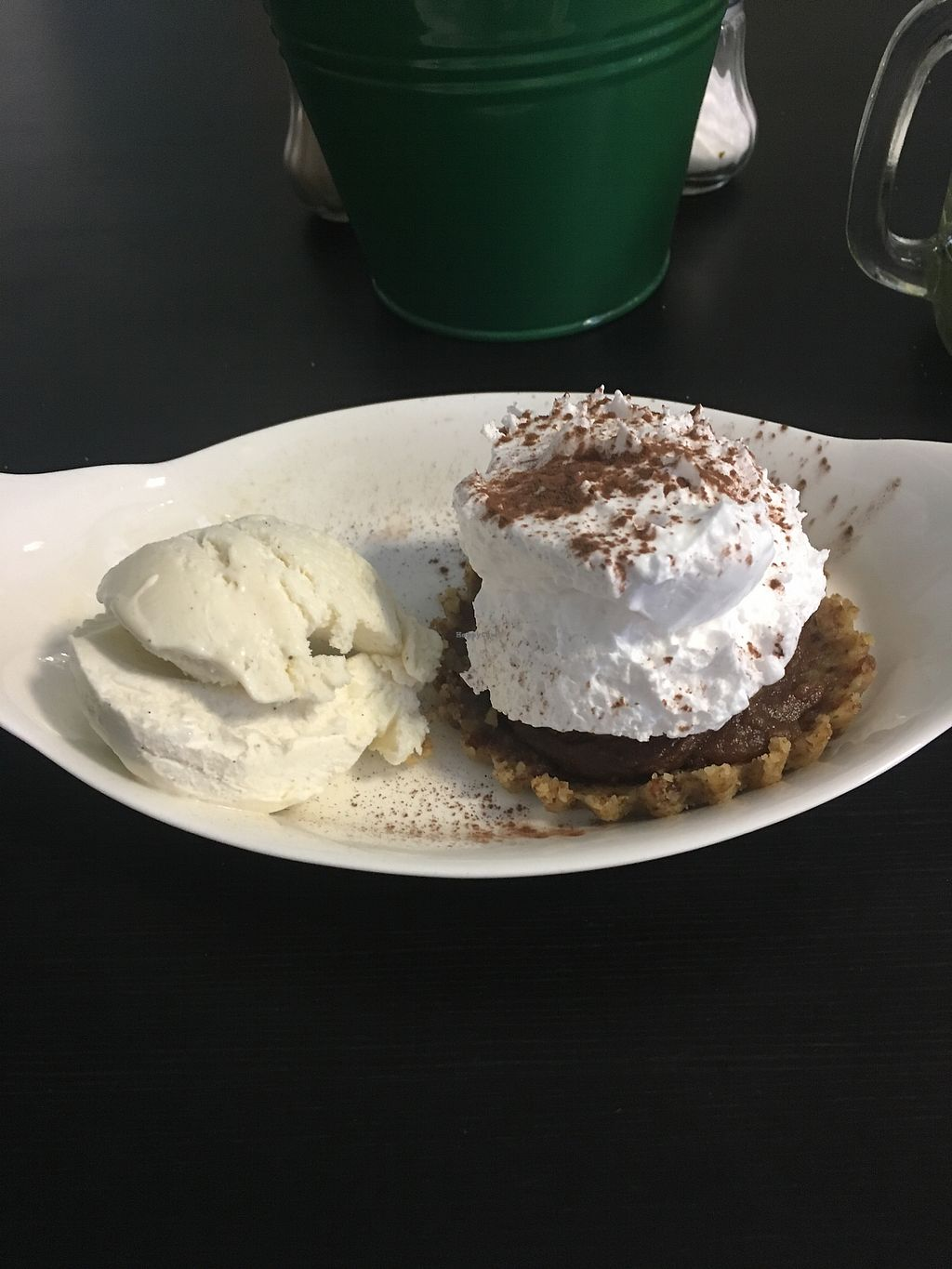 """Photo of The Green Room  by <a href=""""/members/profile/Nyle.95"""">Nyle.95</a> <br/>Banoffee Pie  <br/> February 14, 2018  - <a href='/contact/abuse/image/73773/359266'>Report</a>"""