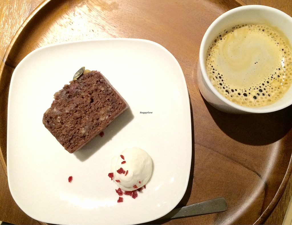 "Photo of Evah Dining Macrobiotic - Hakata Riverain Mall  by <a href=""/members/profile/Jocie"">Jocie</a> <br/>Dessert in the Evah set <br/> March 20, 2018  - <a href='/contact/abuse/image/73777/373205'>Report</a>"