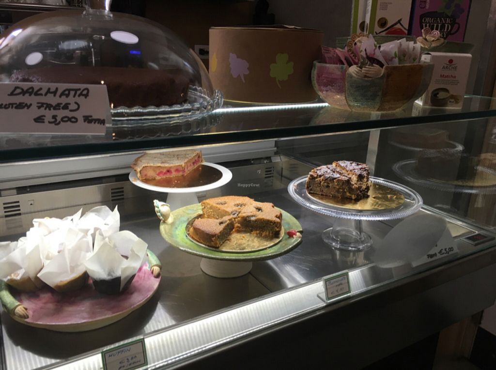 """Photo of Le Golose Imperfezioni  by <a href=""""/members/profile/Craggy"""">Craggy</a> <br/>Vegan cakes a plenty! <br/> July 29, 2016  - <a href='/contact/abuse/image/73779/163211'>Report</a>"""