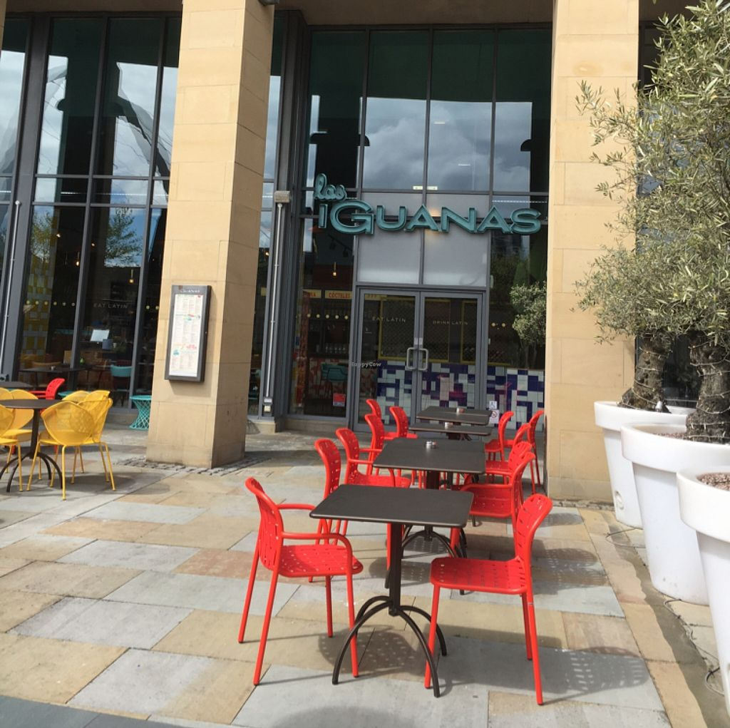 """Photo of Las Iguanas - Quayside  by <a href=""""/members/profile/hack_man"""">hack_man</a> <br/>Outside <br/> May 21, 2016  - <a href='/contact/abuse/image/73789/150010'>Report</a>"""