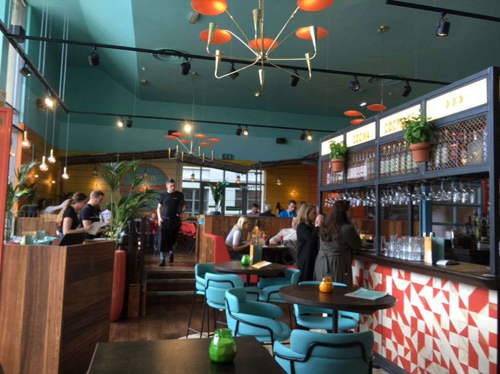 """Photo of Las Iguanas - Quayside  by <a href=""""/members/profile/hack_man"""">hack_man</a> <br/>Inside <br/> May 21, 2016  - <a href='/contact/abuse/image/73789/150011'>Report</a>"""