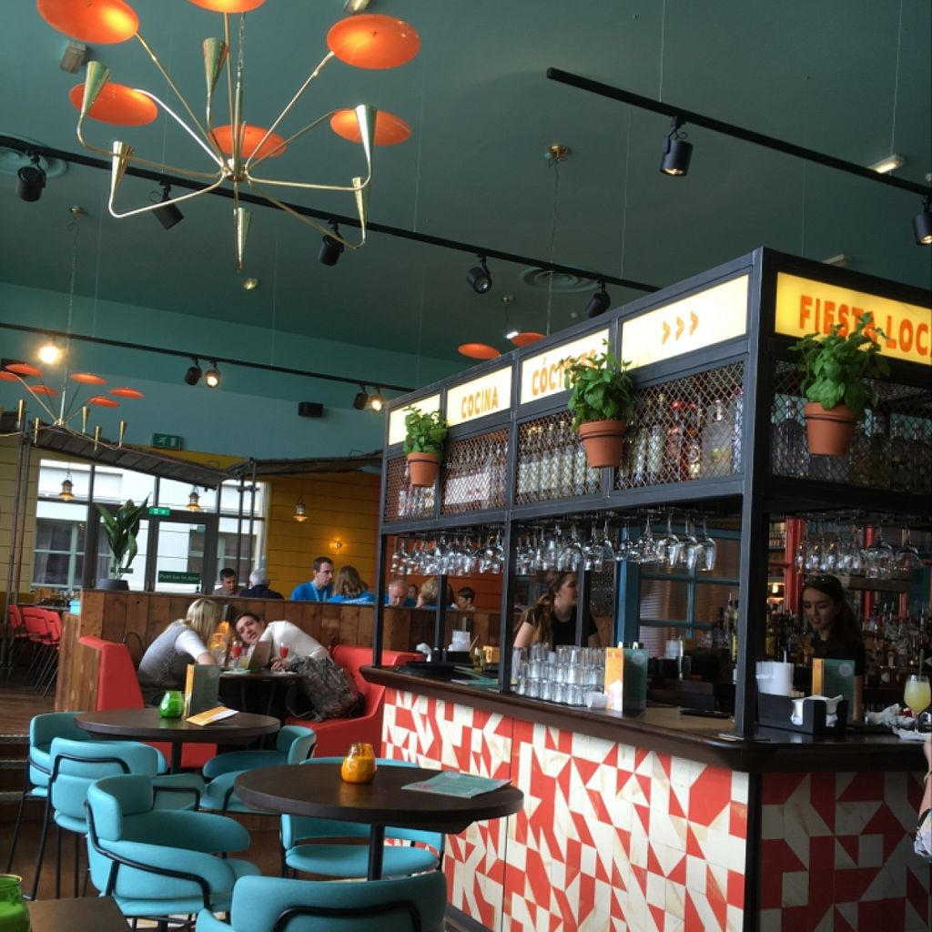 """Photo of Las Iguanas - Quayside  by <a href=""""/members/profile/hack_man"""">hack_man</a> <br/>Bar Area <br/> May 21, 2016  - <a href='/contact/abuse/image/73789/150012'>Report</a>"""