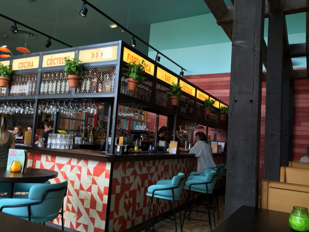 """Photo of Las Iguanas - Quayside  by <a href=""""/members/profile/DonnaC"""">DonnaC</a> <br/>bar <br/> May 21, 2016  - <a href='/contact/abuse/image/73789/150013'>Report</a>"""