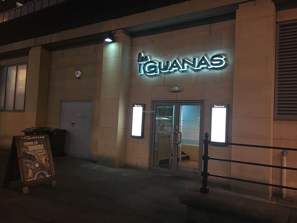 """Photo of Las Iguanas - Quayside  by <a href=""""/members/profile/hack_man"""">hack_man</a> <br/>Rear entrance  <br/> December 6, 2017  - <a href='/contact/abuse/image/73789/332937'>Report</a>"""
