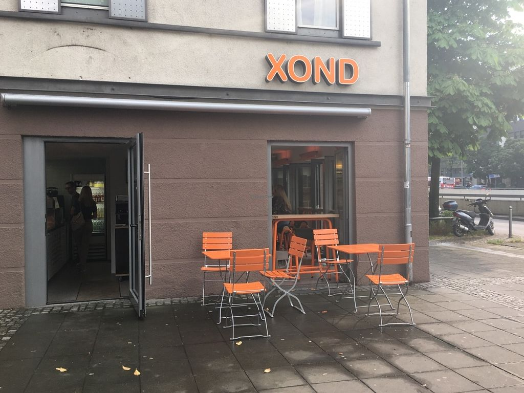 """Photo of CLOSED: XOND  by <a href=""""/members/profile/MangoTango"""">MangoTango</a> <br/>Front of Xond restaurant in Stuttgart, Germany <br/> May 28, 2016  - <a href='/contact/abuse/image/73795/151149'>Report</a>"""