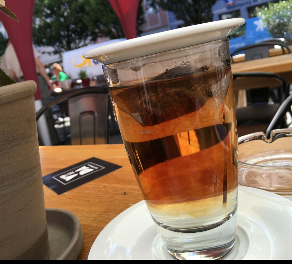 "Photo of CLOSED: VIDA  by <a href=""/members/profile/marky_mark"">marky_mark</a> <br/>tea (second brew just 1 €) <br/> June 22, 2016  - <a href='/contact/abuse/image/73797/155430'>Report</a>"
