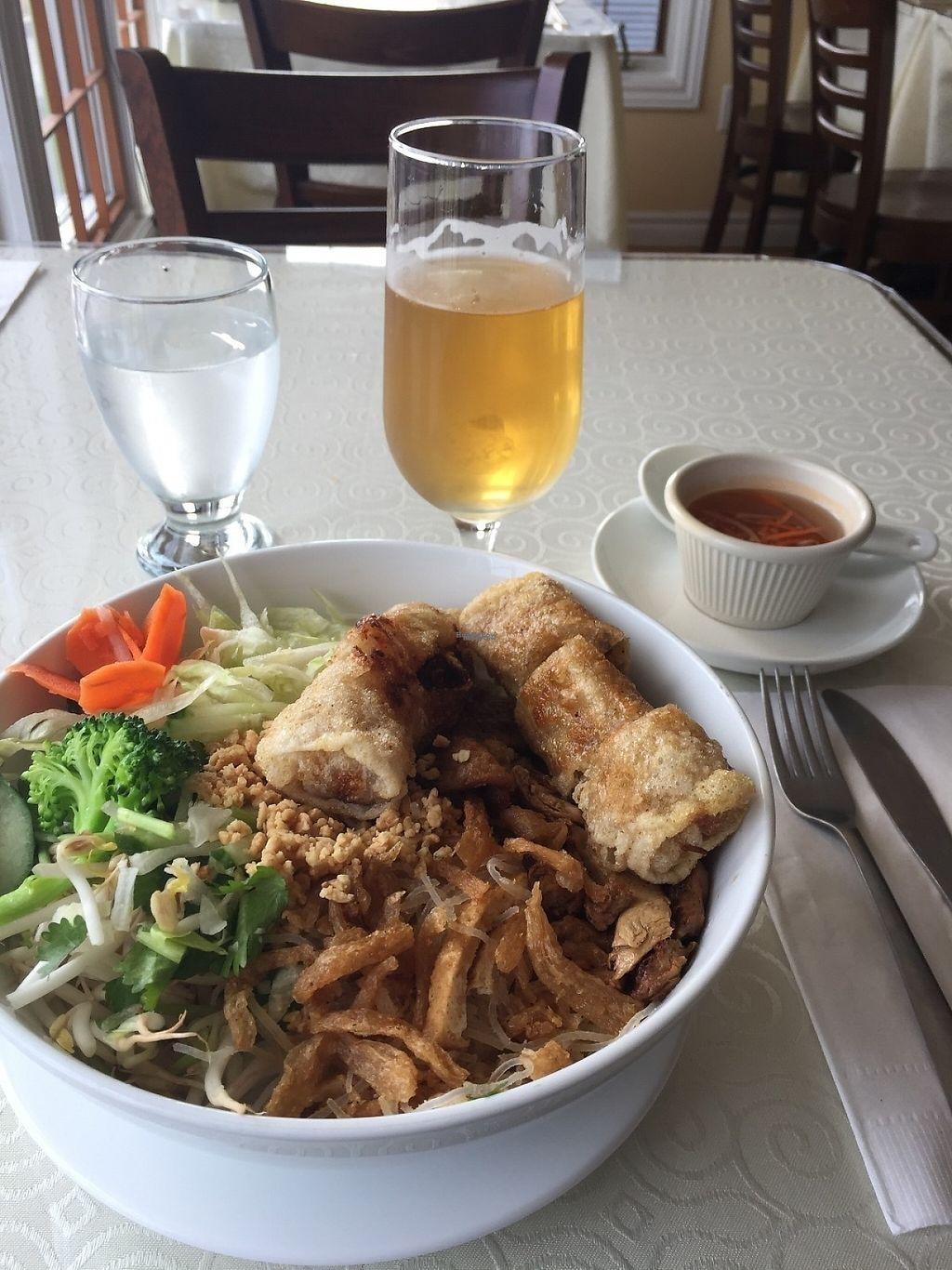 "Photo of Veggie Vietnam Restaurant  by <a href=""/members/profile/maximumca"">maximumca</a> <br/>Combo #3 <br/> April 11, 2017  - <a href='/contact/abuse/image/73824/247082'>Report</a>"