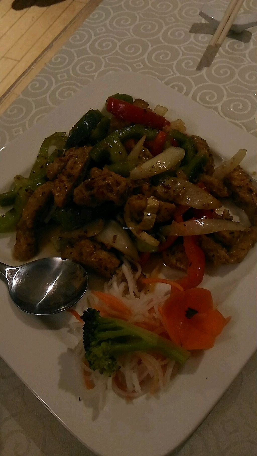 """Photo of Veggie Vietnam Restaurant  by <a href=""""/members/profile/QuothTheRaven"""">QuothTheRaven</a> <br/>yum <br/> November 2, 2017  - <a href='/contact/abuse/image/73824/321011'>Report</a>"""