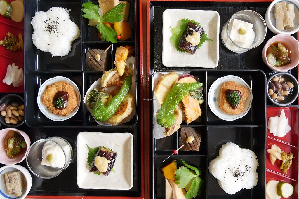 "Photo of Arashiyama-kan  by <a href=""/members/profile/YukiLim"">YukiLim</a> <br/>Shojin ryori (temple cuisine) lunch bento sets <br/> August 7, 2017  - <a href='/contact/abuse/image/73845/290143'>Report</a>"