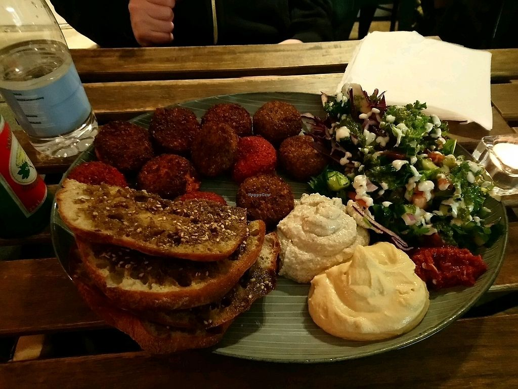 """Photo of Falafel Factory  by <a href=""""/members/profile/DandT"""">DandT</a> <br/>it was auch store (means) big platter, with 12 pieces of fallafel  <br/> March 27, 2018  - <a href='/contact/abuse/image/73853/376992'>Report</a>"""