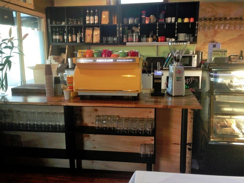 "Photo of The Aspy Cafe  by <a href=""/members/profile/Heathersadler"">Heathersadler</a> <br/>Best coffee in town <br/> May 21, 2017  - <a href='/contact/abuse/image/73890/261180'>Report</a>"
