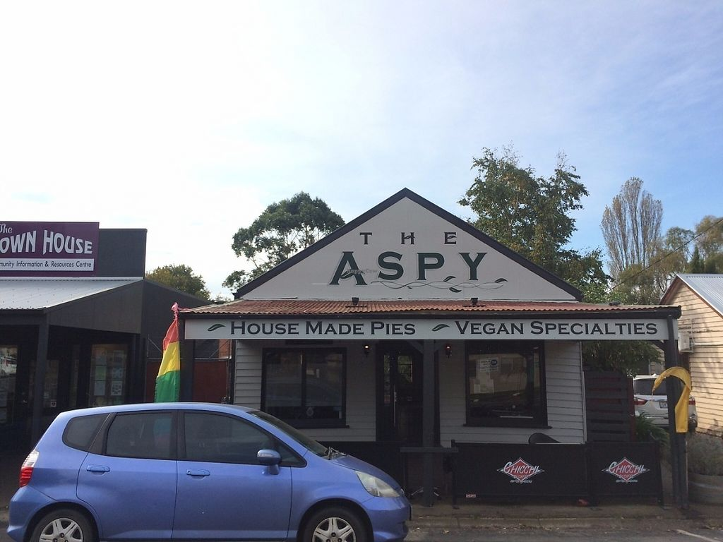 "Photo of The Aspy Cafe  by <a href=""/members/profile/Heathersadler"">Heathersadler</a> <br/>Our new facelift <br/> May 21, 2017  - <a href='/contact/abuse/image/73890/261181'>Report</a>"