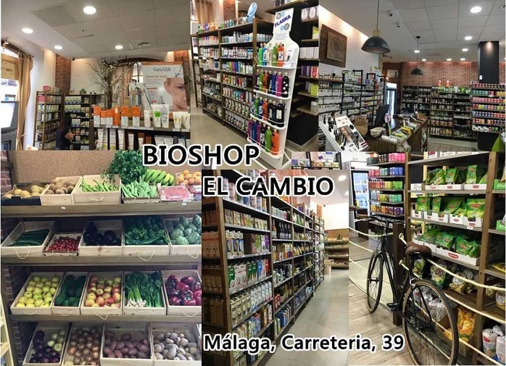 "Photo of El Cambio  by <a href=""/members/profile/MihaiSymbols"">MihaiSymbols</a> <br/>Organic Super Marrket with a very good persons! <br/> June 19, 2016  - <a href='/contact/abuse/image/73909/154914'>Report</a>"
