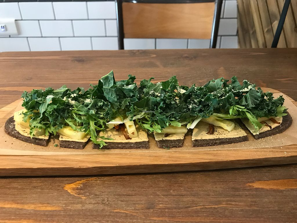 "Photo of Plants  by <a href=""/members/profile/Subra"">Subra</a> <br/>Tasty raw flatbread <br/> March 4, 2018  - <a href='/contact/abuse/image/73952/366436'>Report</a>"