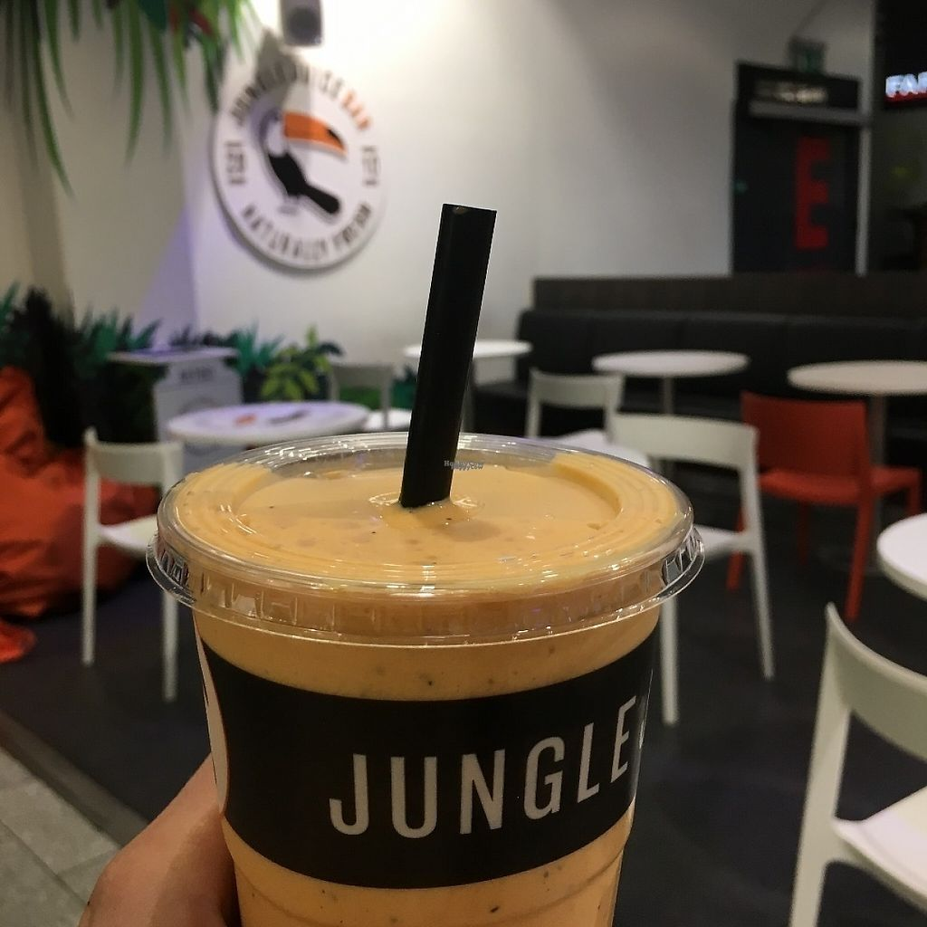 "Photo of Jungle Juice Bar  by <a href=""/members/profile/Mmmmathilda"">Mmmmathilda</a> <br/>Best start for the day! <br/> March 24, 2017  - <a href='/contact/abuse/image/73994/240203'>Report</a>"