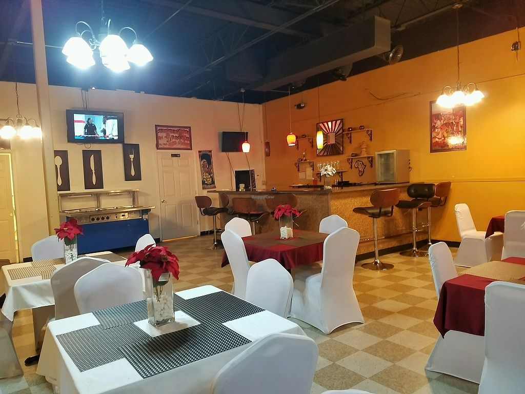 """Photo of Habesha Ethiopian Restaurant  by <a href=""""/members/profile/jad37379"""">jad37379</a> <br/>Nice, clean with great service <br/> March 2, 2018  - <a href='/contact/abuse/image/74037/365765'>Report</a>"""