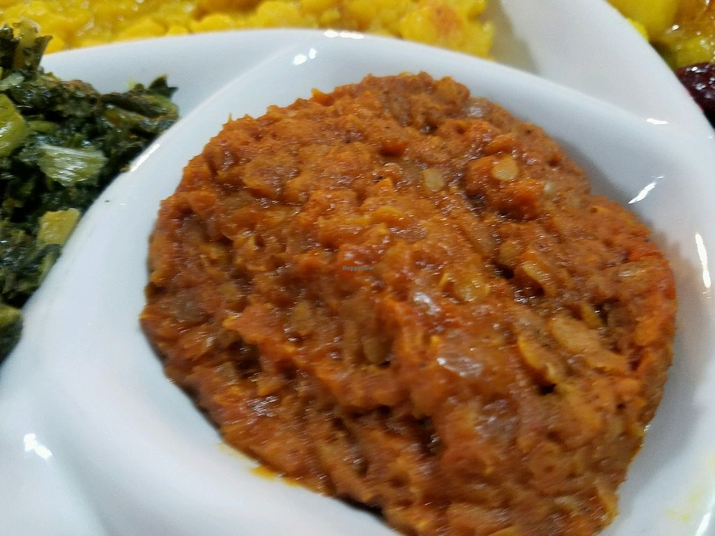 """Photo of Habesha Ethiopian Restaurant  by <a href=""""/members/profile/jad37379"""">jad37379</a> <br/>wonderful flavors <br/> March 2, 2018  - <a href='/contact/abuse/image/74037/365770'>Report</a>"""