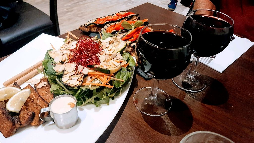 """Photo of La Stella Nera  by <a href=""""/members/profile/MichalZweig"""">MichalZweig</a> <br/>great food  <br/> October 18, 2017  - <a href='/contact/abuse/image/74041/316453'>Report</a>"""