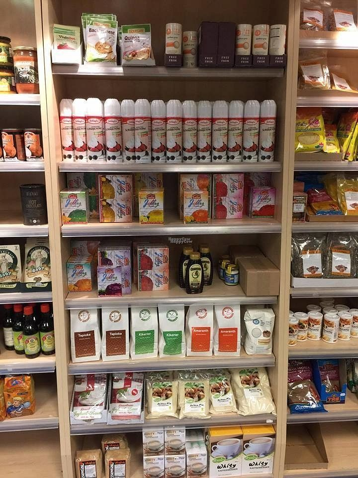 """Photo of Veganermat  by <a href=""""/members/profile/anonymuts"""">anonymuts</a> <br/>vegan goodies <br/> October 17, 2016  - <a href='/contact/abuse/image/74077/182643'>Report</a>"""