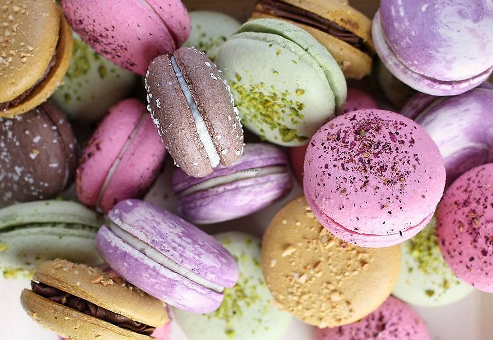 """Photo of Physalis  by <a href=""""/members/profile/Alexey_Physalis"""">Alexey_Physalis</a> <br/>Vegan macarons by Physalis <br/> July 3, 2017  - <a href='/contact/abuse/image/74078/276308'>Report</a>"""