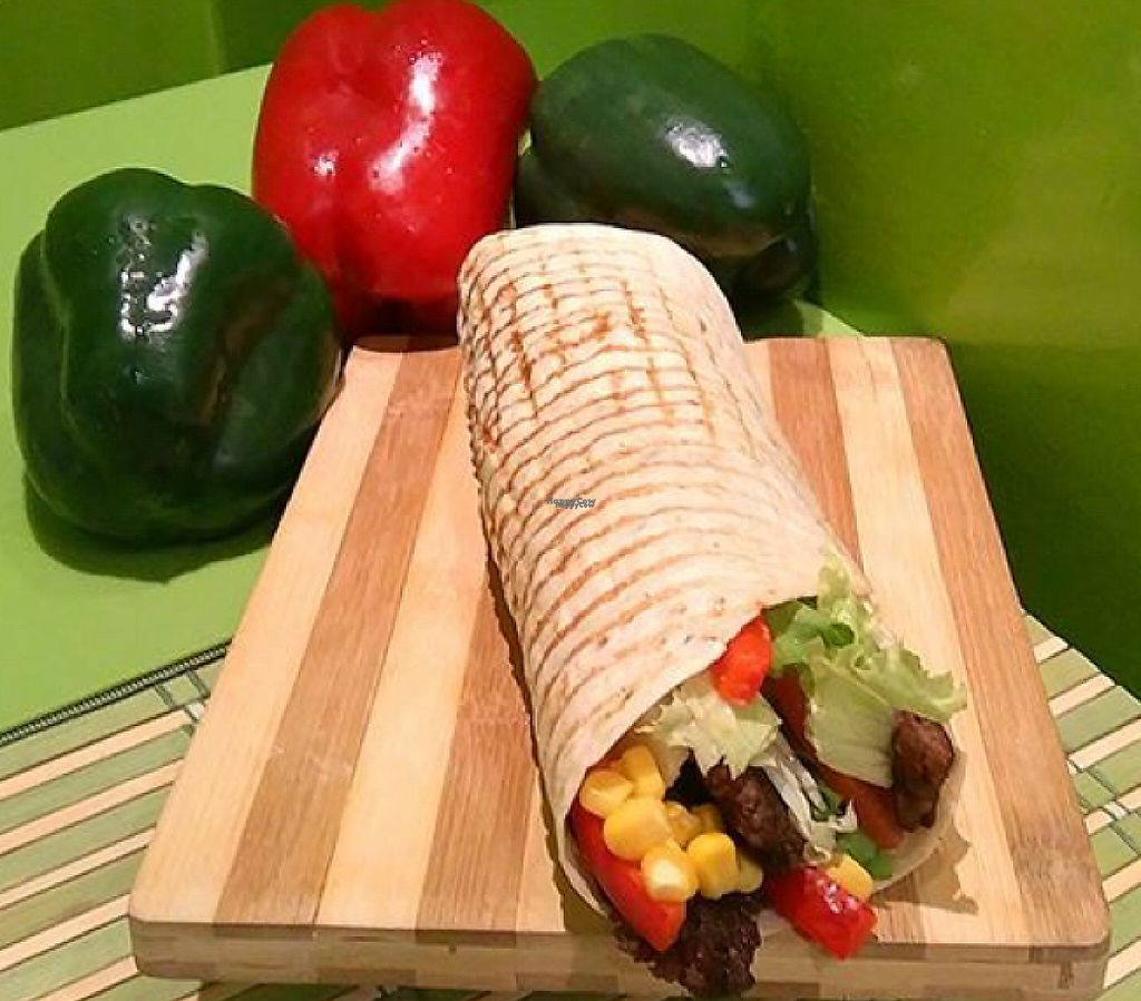 """Photo of Koykan   by <a href=""""/members/profile/Lynn555"""">Lynn555</a> <br/>Veggie burrito <br/> October 9, 2016  - <a href='/contact/abuse/image/74082/236101'>Report</a>"""