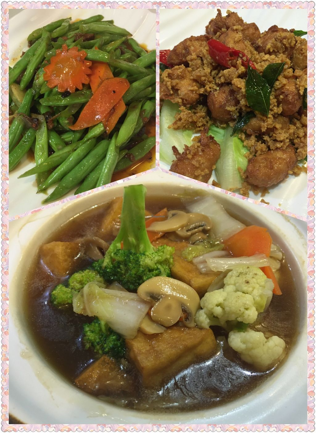 """Photo of CLOSED: Happy Garden Vege Cafe - Damansara Perdana  by <a href=""""/members/profile/FynnChan"""">FynnChan</a> <br/>A lot of choice n the food is good! <br/> May 23, 2016  - <a href='/contact/abuse/image/74103/150486'>Report</a>"""