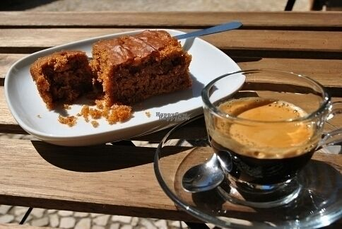 "Photo of Veganeats Caffe  by <a href=""/members/profile/KaterinaKalogerakis"">KaterinaKalogerakis</a> <br/>Sweet potato cinammon cake with organic espresso ? <br/> August 28, 2016  - <a href='/contact/abuse/image/74111/171901'>Report</a>"
