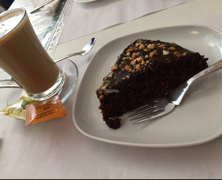 "Photo of Veganeats Caffe  by <a href=""/members/profile/DonnaC"">DonnaC</a> <br/>coffee & cake <br/> September 11, 2016  - <a href='/contact/abuse/image/74111/175065'>Report</a>"