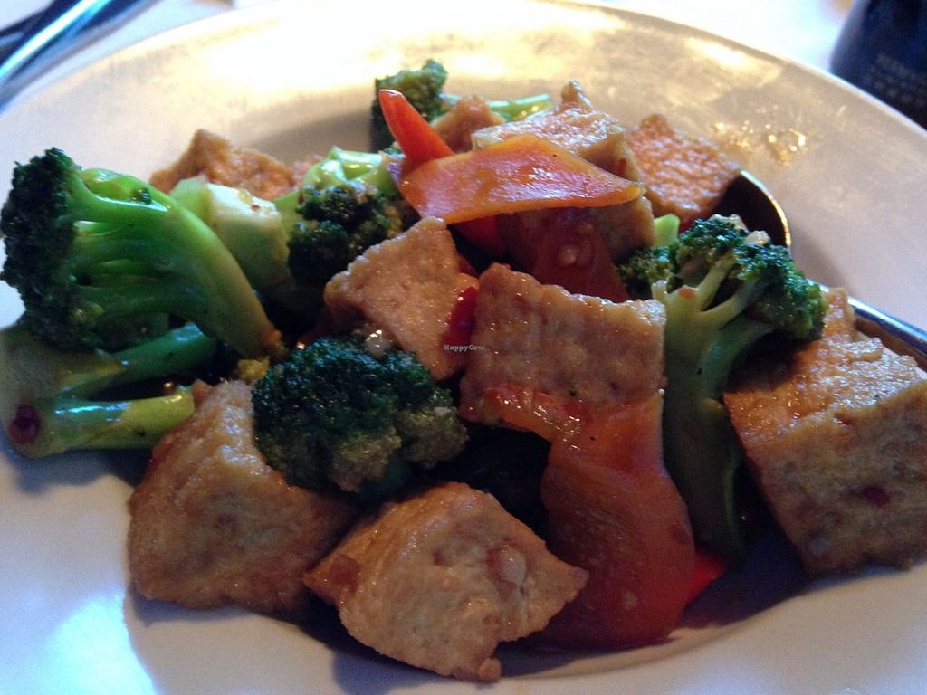 "Photo of Lavender Asian Bistro  by <a href=""/members/profile/calamaestra"">calamaestra</a> <br/>spicy tofu <br/> May 28, 2016  - <a href='/contact/abuse/image/74142/151088'>Report</a>"