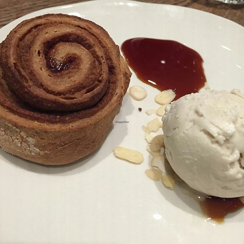 """Photo of Farmacy  by <a href=""""/members/profile/Sassyvegan"""">Sassyvegan</a> <br/>Cinnamon roll <br/> November 28, 2017  - <a href='/contact/abuse/image/74162/330055'>Report</a>"""