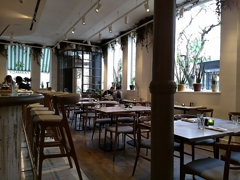 """Photo of Farmacy  by <a href=""""/members/profile/TrudiBruges"""">TrudiBruges</a> <br/>interior <br/> March 31, 2018  - <a href='/contact/abuse/image/74162/378760'>Report</a>"""