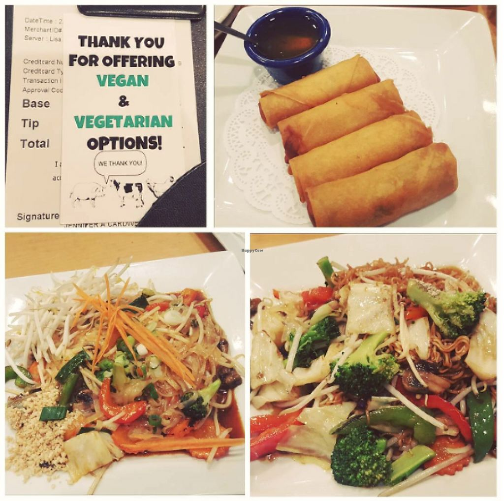 "Photo of Siam Kitchen  by <a href=""/members/profile/veganinsandiego"">veganinsandiego</a> <br/>@Jeyce7 (Instagram) says the staff here is friendly and knowledgeable, and ""this place never disappoints.""  <br/> May 25, 2017  - <a href='/contact/abuse/image/74185/262231'>Report</a>"