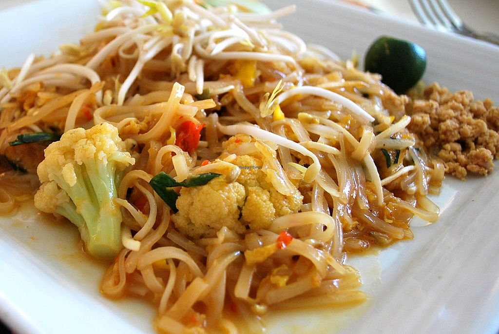 "Photo of Siam  by <a href=""/members/profile/konserns"">konserns</a> <br/>Vegetarian pad thai <br/> May 24, 2016  - <a href='/contact/abuse/image/74194/150694'>Report</a>"
