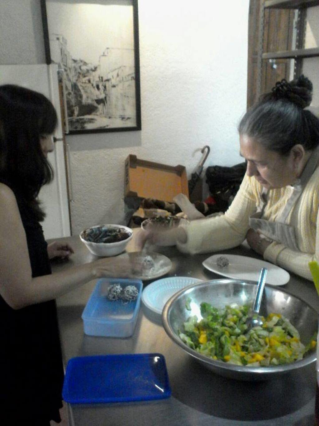"Photo of Come Sano  by <a href=""/members/profile/Saravit"">Saravit</a> <br/>Clases de Cocina Vegana Mexicana, Induú,Internacional,Reposteria,Panaderia Artesanal,Elaboración del Tofu  <br/> March 31, 2017  - <a href='/contact/abuse/image/74204/242962'>Report</a>"